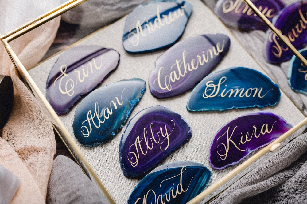 Agate Emerald Lake calligrapher wedding.JPG