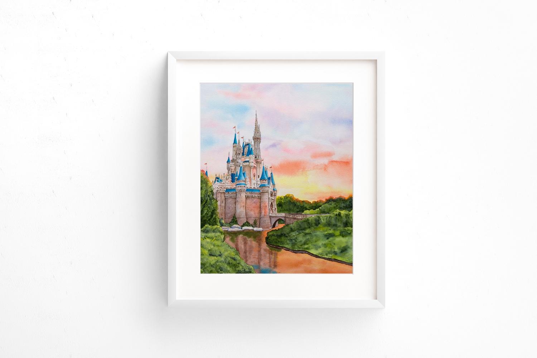Walt Disney World — Debbie Wong Design