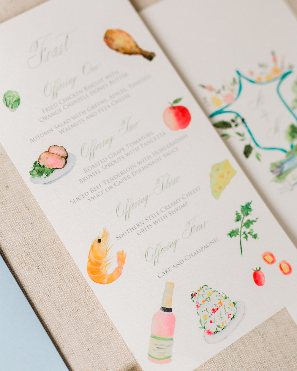 Watercolor wedding stationery 7.JPG