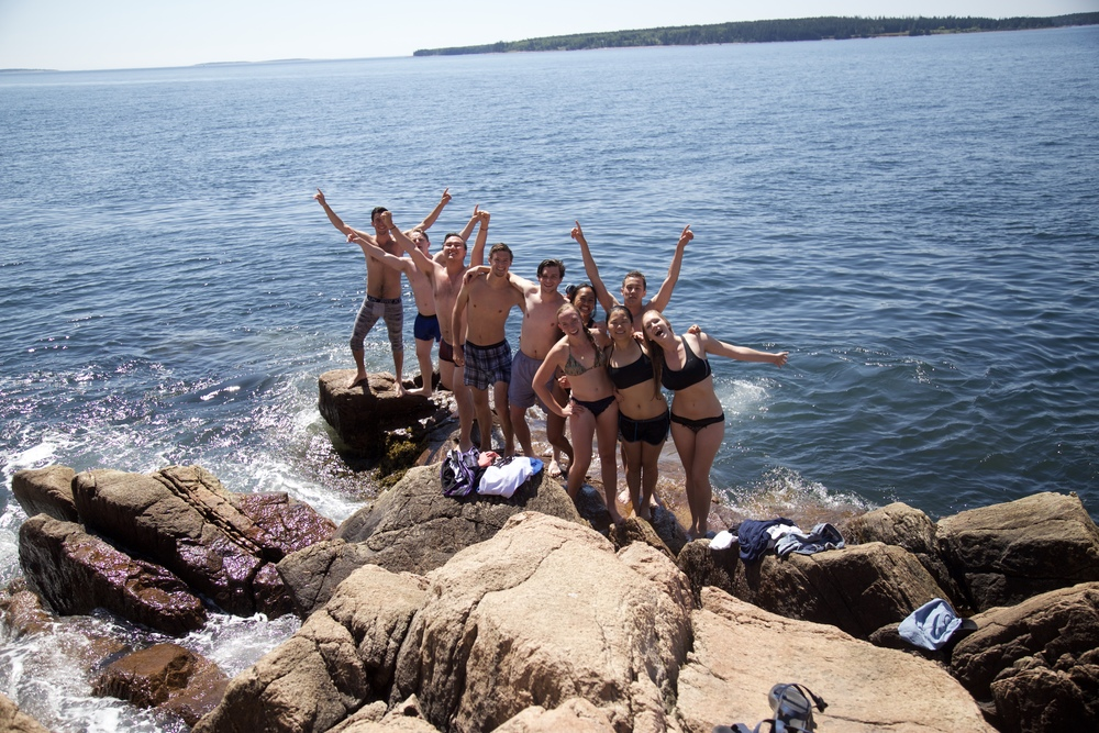 Acadia, ME with VFA Fellows