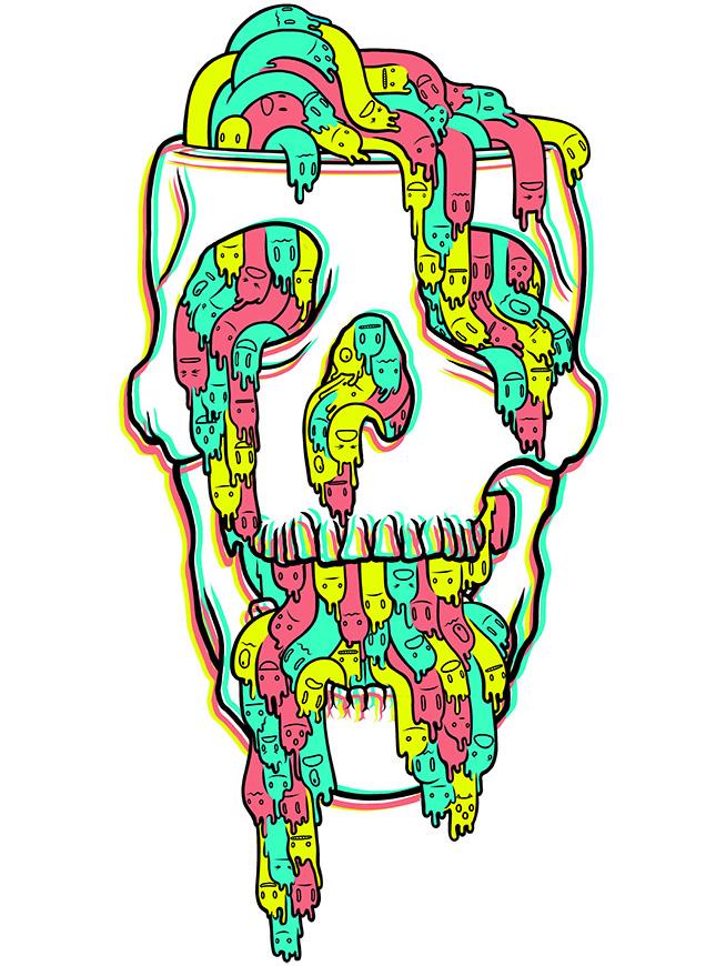 sean_keeton_skull_drips