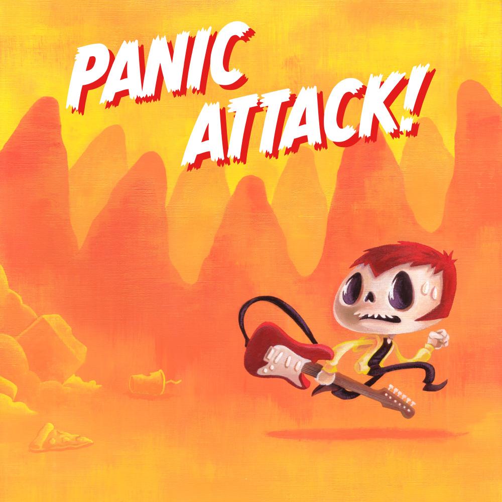 Sean Keeton Panic Attack Ch 1