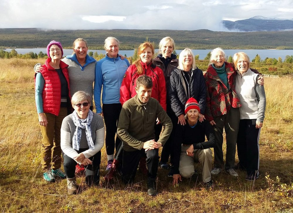 Tai chi workshop at Nøsen September 8-10, 2017.