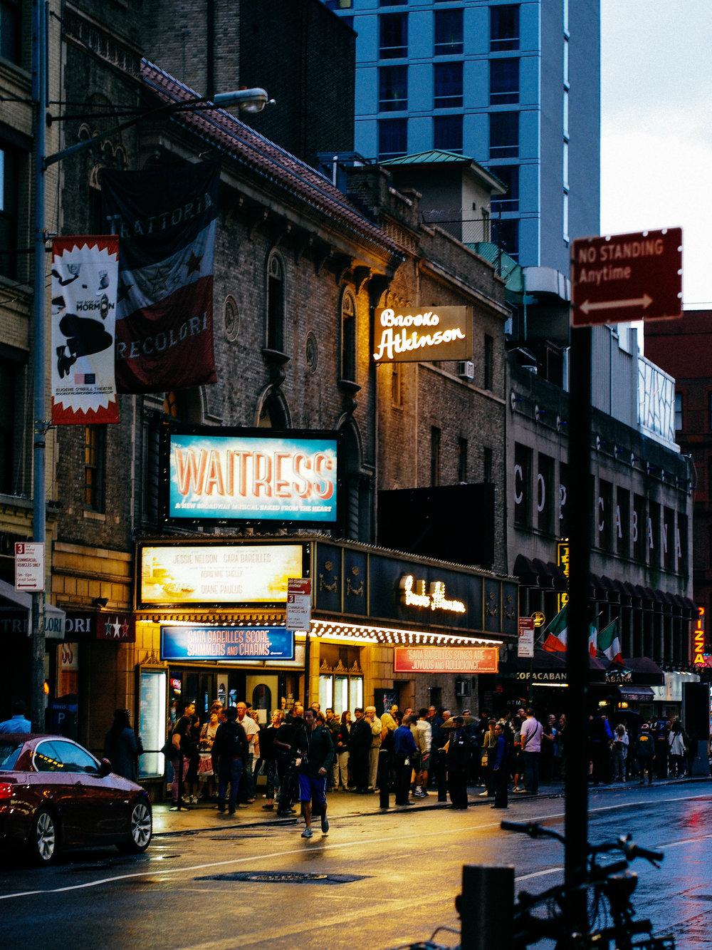 A Night at the Theatre -- 1/30 sec. f/2.5