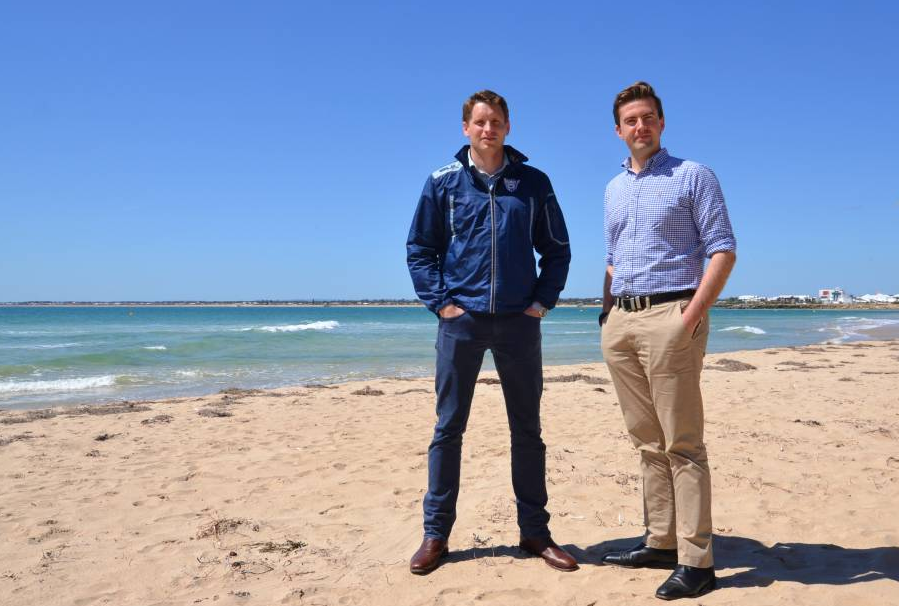 Andrew Hastie MP & Zak Kirkup MP