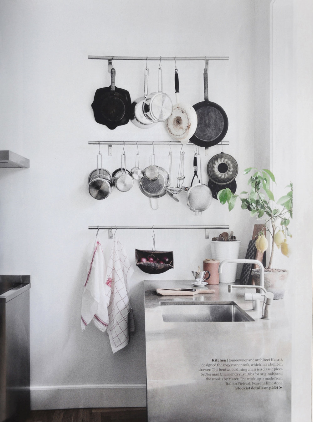 MAY 2015  ELLE DECORATION UK