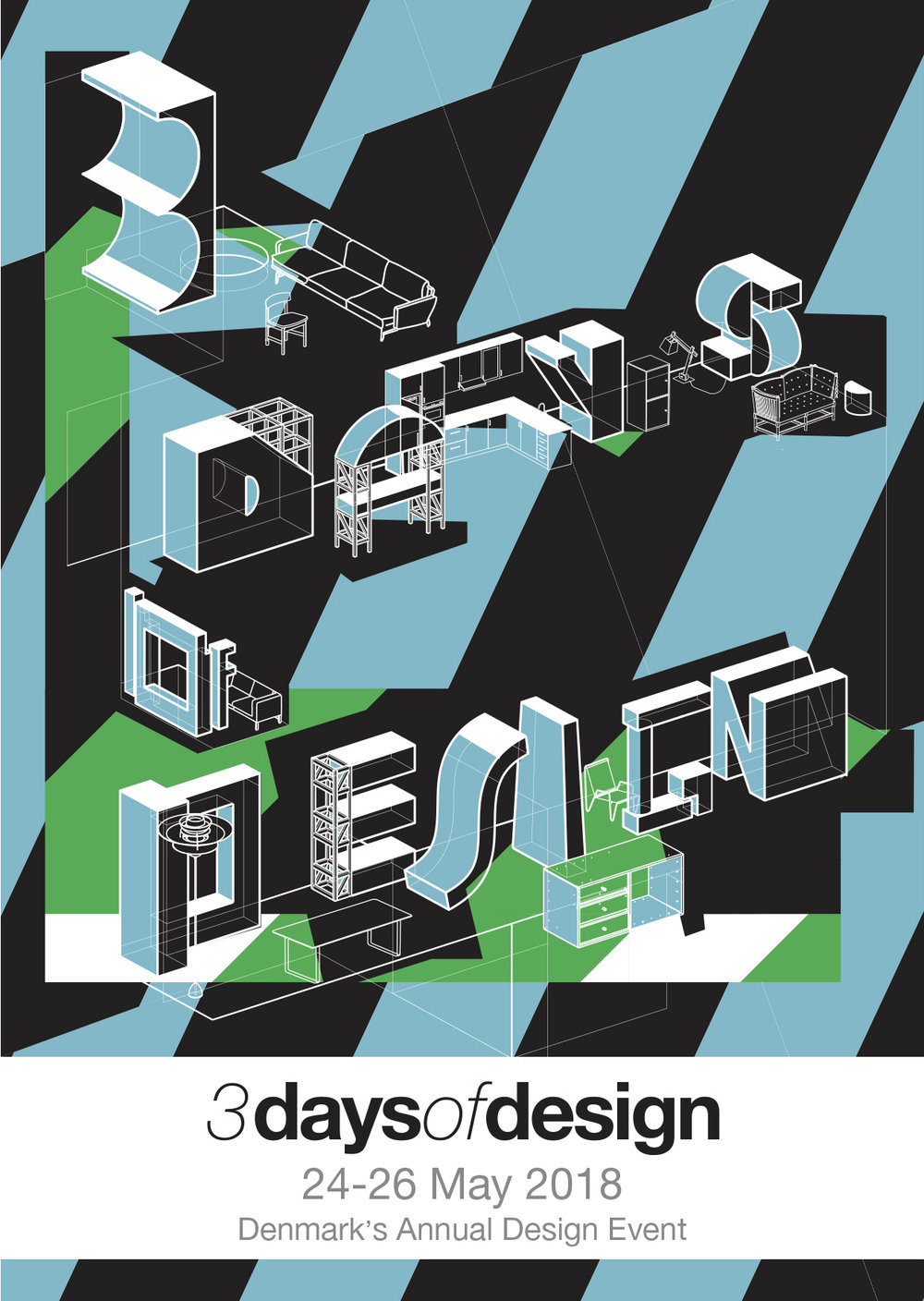 24-26 MAY 2018  JOIN KJÆR ARCHITECTURE AT 3 DAYS OF DESIGN