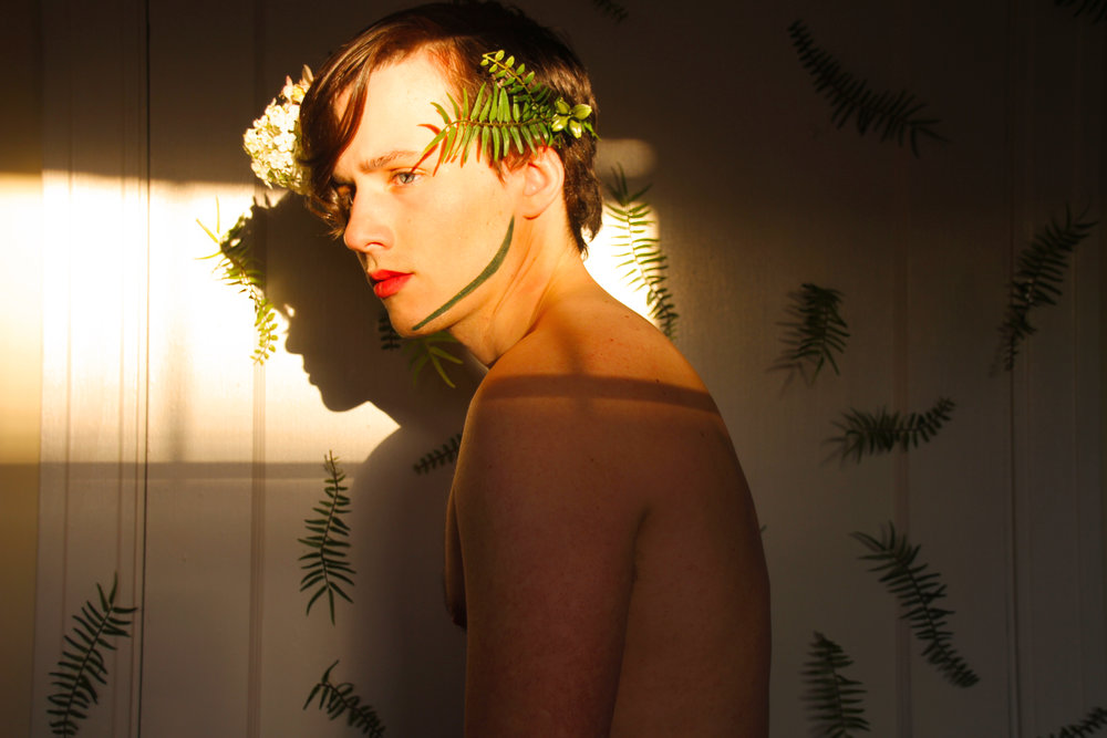 Bloom - Focusing on The Beauty of Male Femininity
