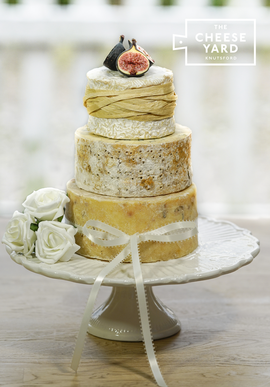 Wedding Cakes — The Cheese Yard | Cheese Shop, Café and Deli