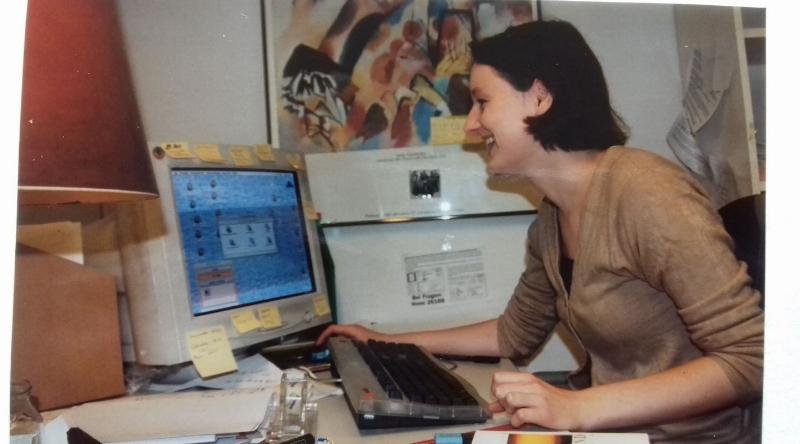 Marike Frick - bei Allegra