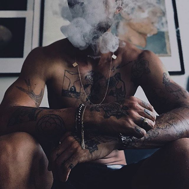 up in smoke 🔥@dennisklaffert