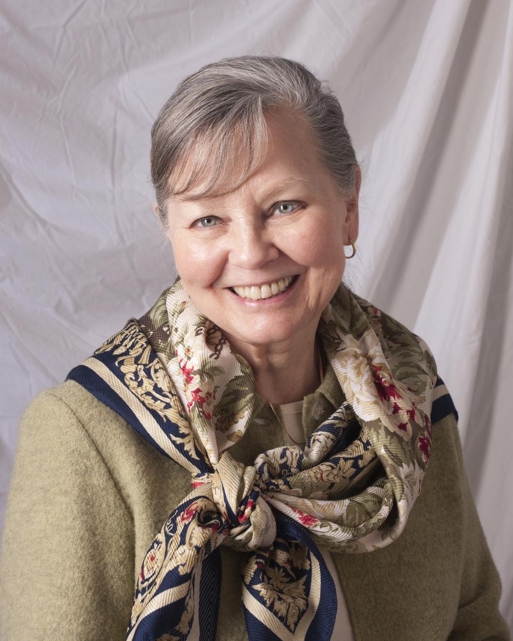 Beth Croup, rug hooker
