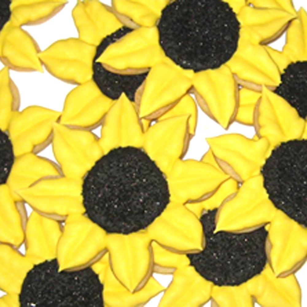 thanksgiving cookies sunflower.jpg