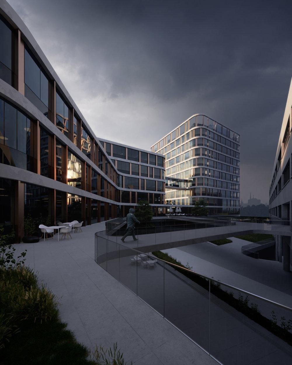 - golden -  Architekten Kneidinger & Klinglmüller Architekten- Linz, Austria