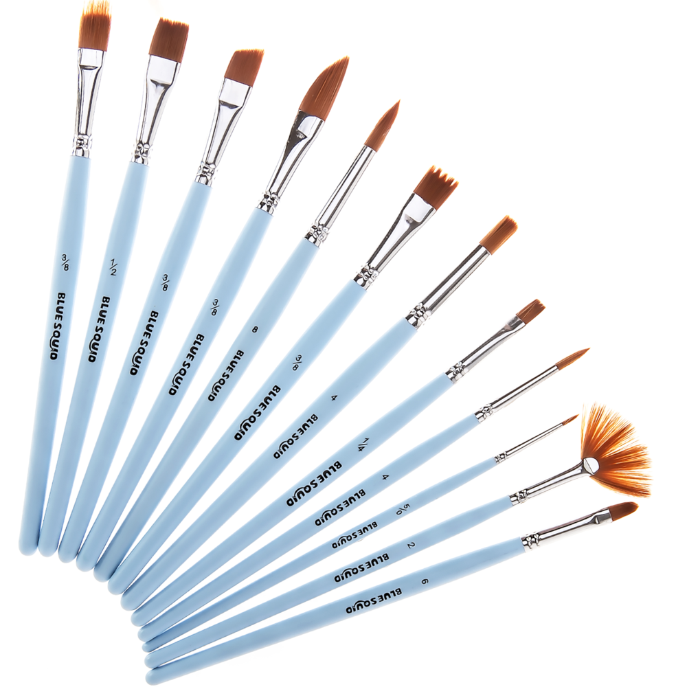 Art Brushes Set of 12