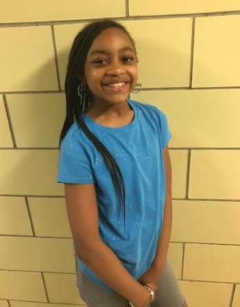 Arden Harrell is a fourth grade student at North Bend Elementary/Middle School. Arden plans to work hard to get into one of the best colleges to become a pediatrician.