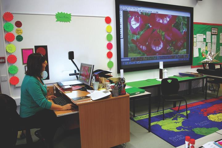 dnp Supernova Core - classroom