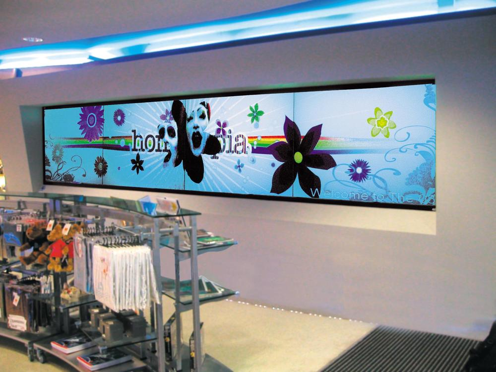 dnp New Wide Angle - store