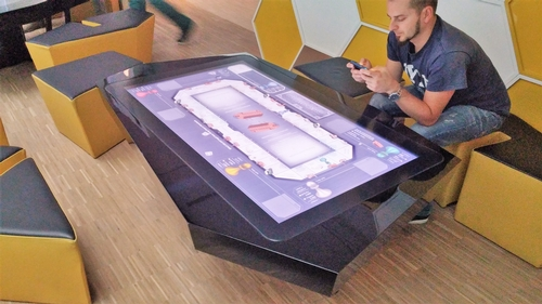 V-TABLE Installation