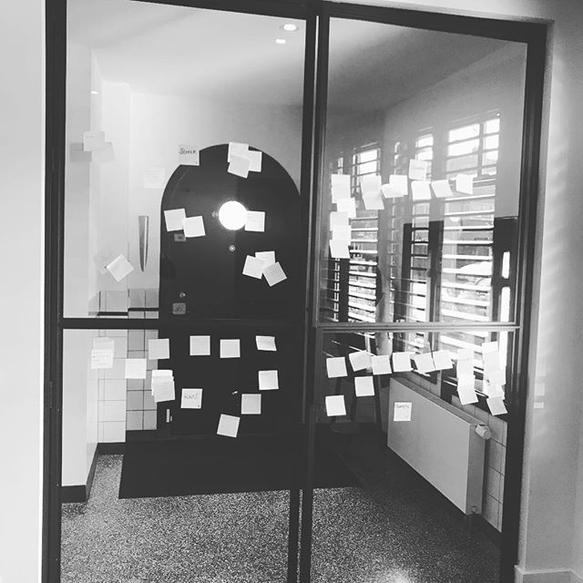 One of those days...... #swot #swotanalysis #marketing #brandid #brandidentity #cincstagram #workshop
