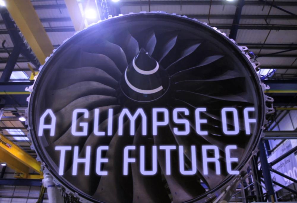 Rolls-Royce - 'A Glimpse of the Future'
