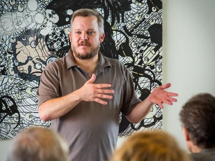 Greg Godbout er direktør for cBrains amerikanske datterselskab.