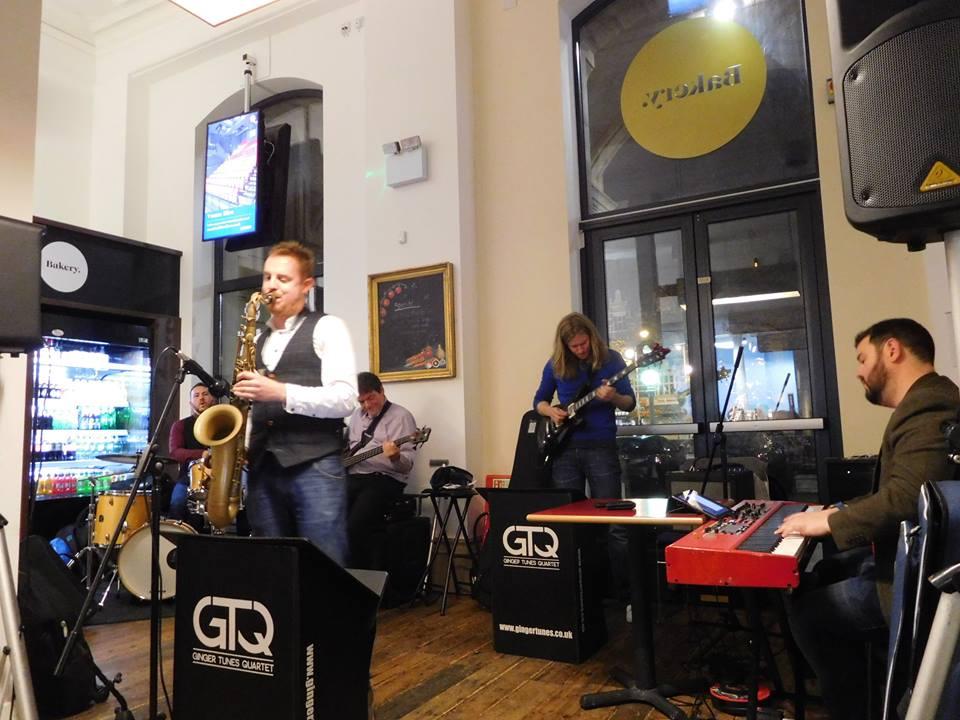 Ginger Tunes Quartet