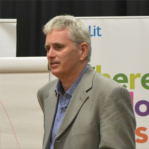 Mark Malcomson CBE