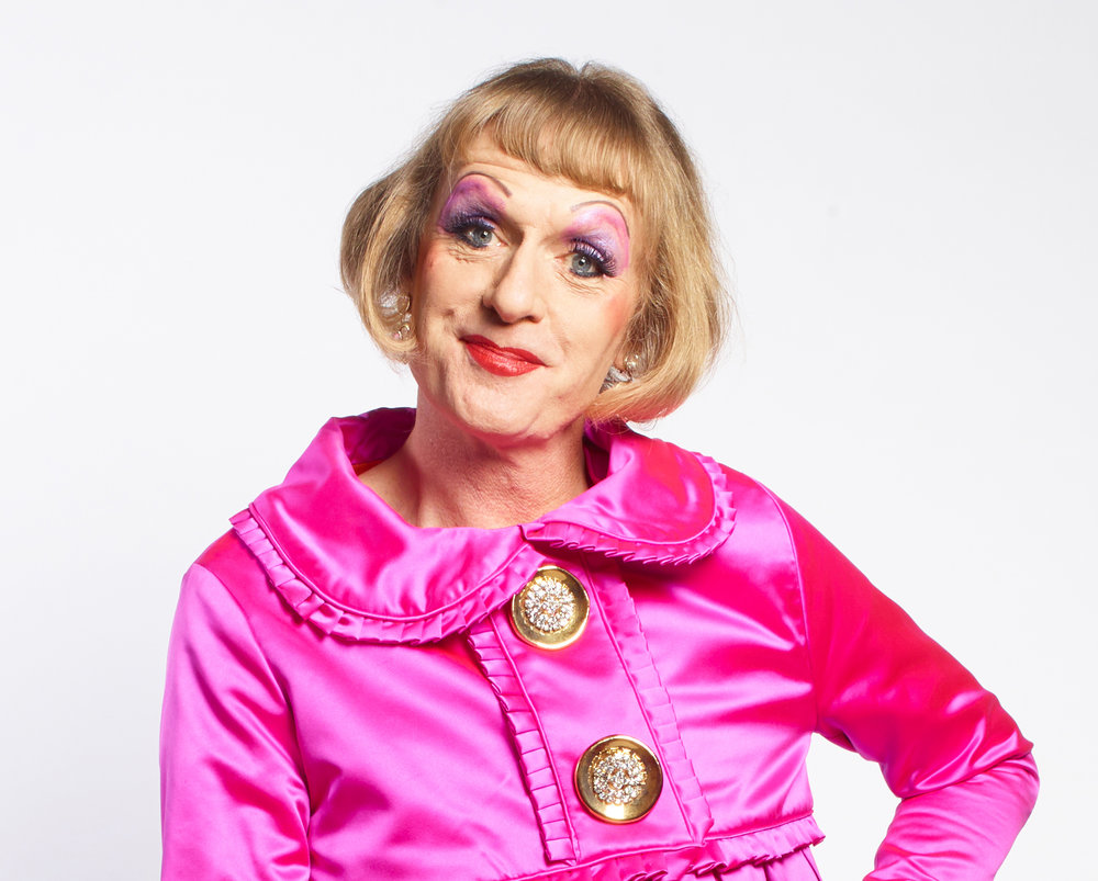 Grayson Perry CBE