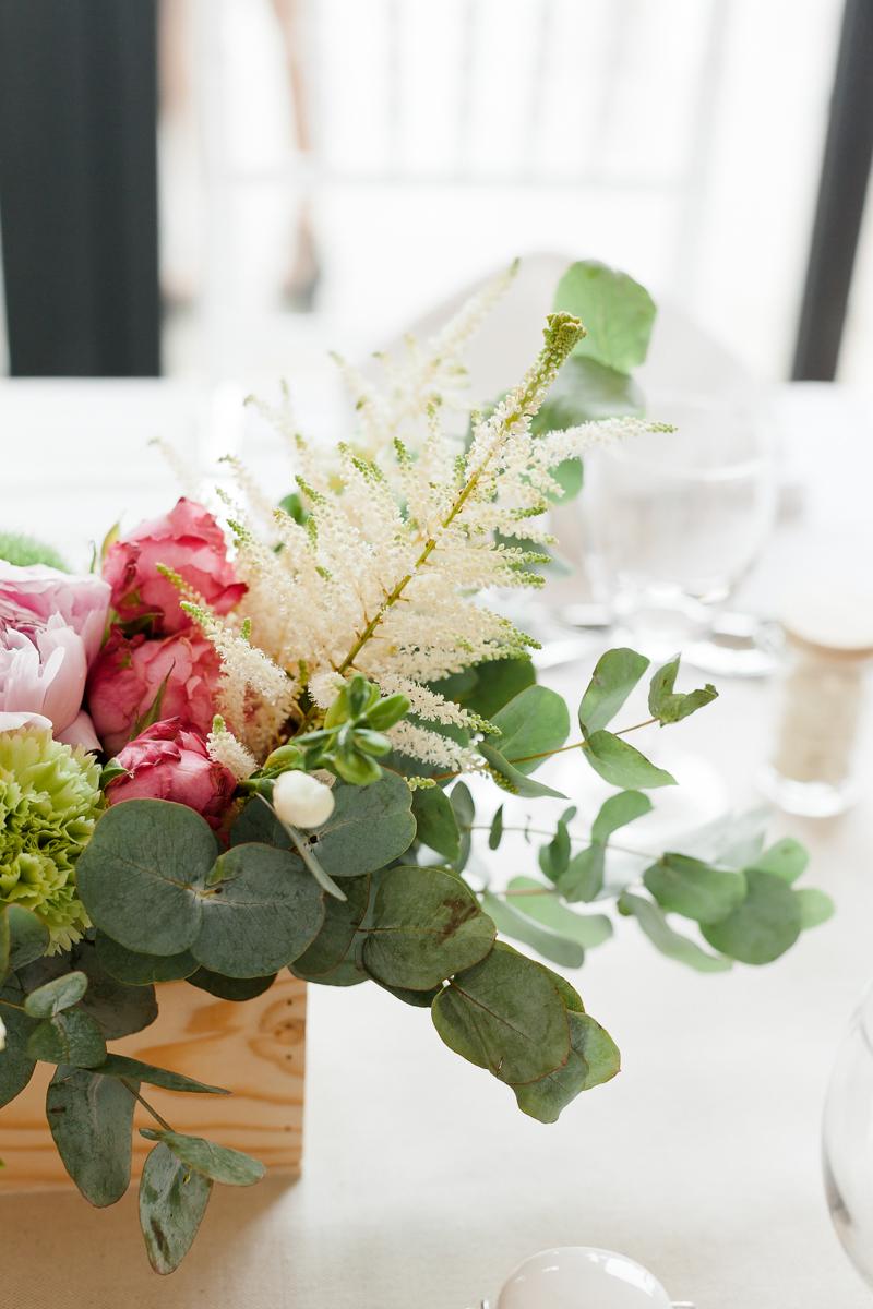 decoration de table mariage yvelines