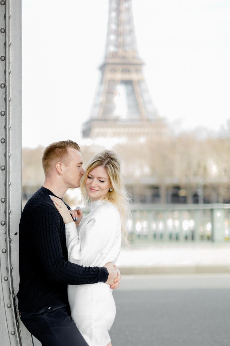 photographe couple engagement portrait paris 17 yvelines 78