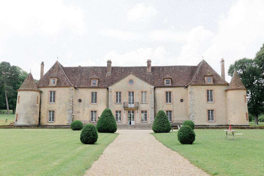 Mariage au Château de Bois Le Roi - Photographe Yonne