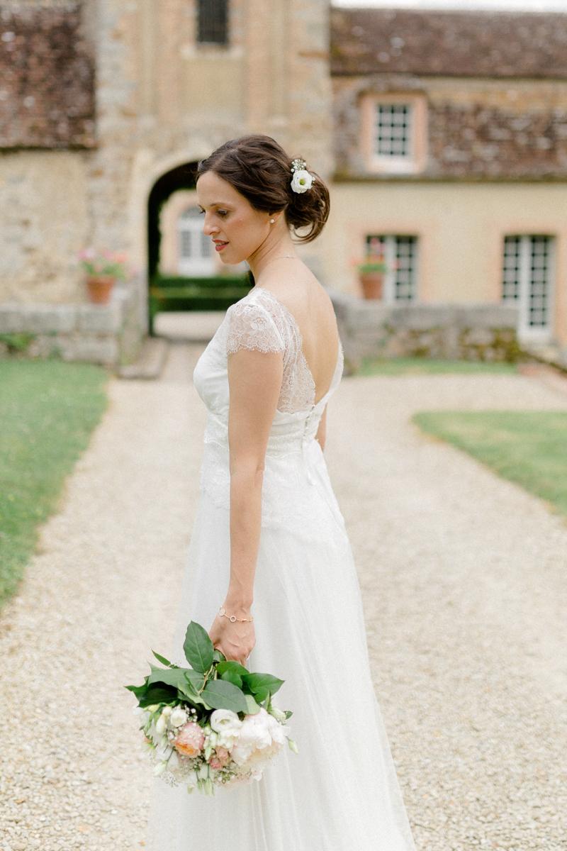 Mariage au Château de Bois Le Roi - Photographe Yvelines