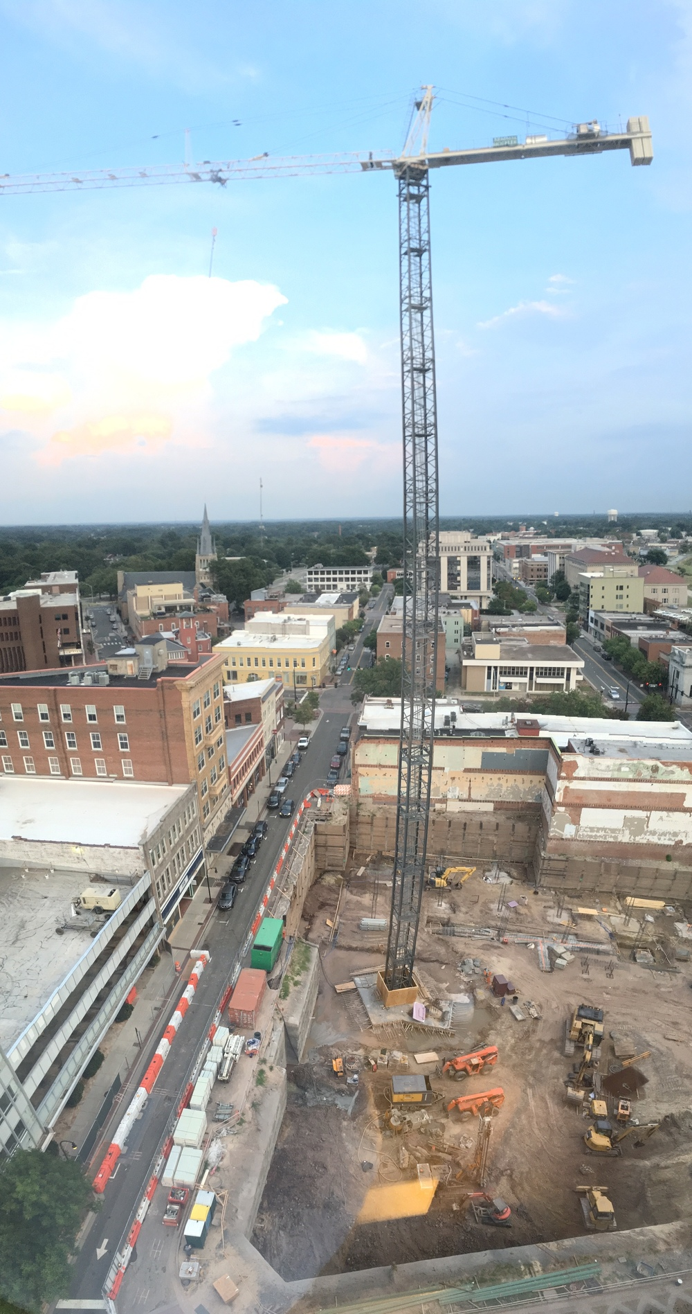 Taking Durham To New Heights One City Center