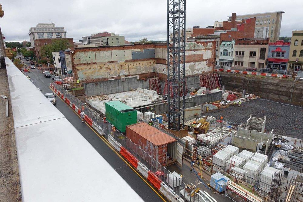 One City Center Construction Update