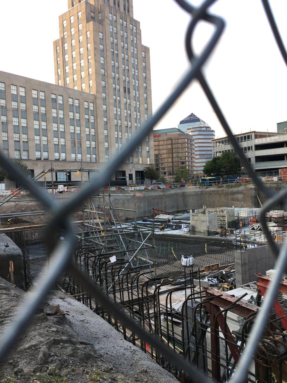 Durham NC Construction Update