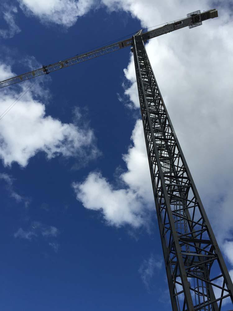 Durham Construction Update
