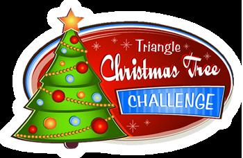 Triangle Christmas Tree Challenge