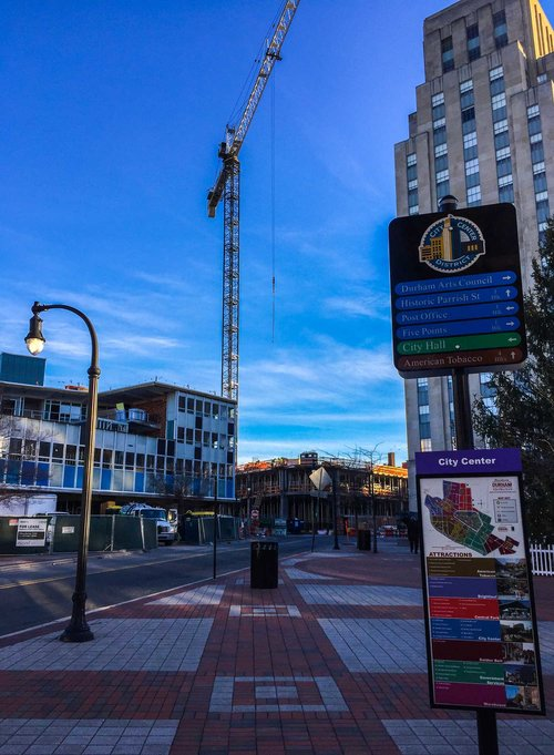 Transforming Downtown Durham One City Center