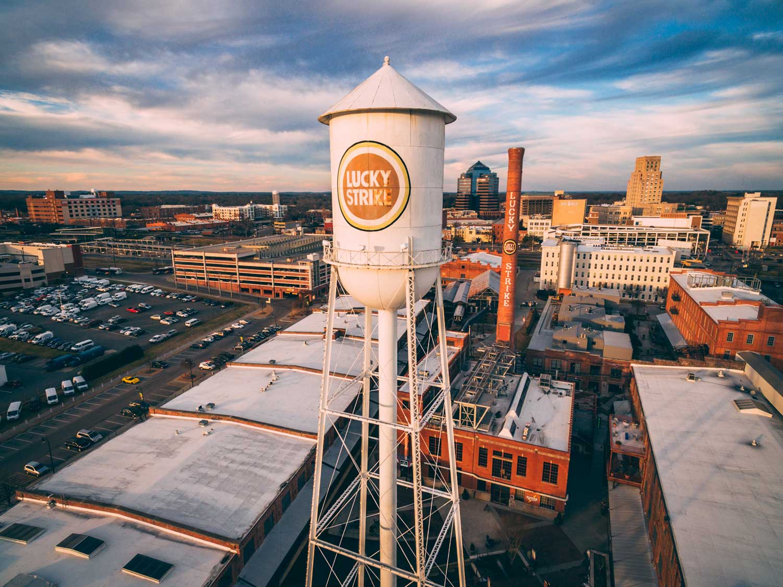 Durham Nc Aerial Photos One City Center