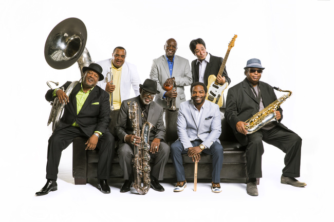 Dirty Dozen Brass Band Durham