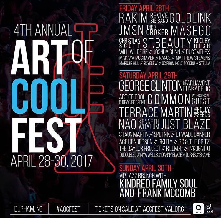 Art of Cool Festival Durham