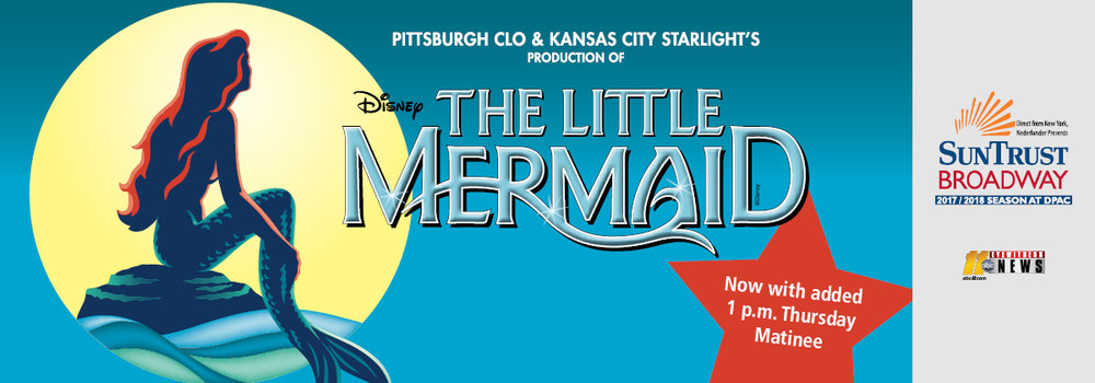 Disney's Little Mermaid DPAC