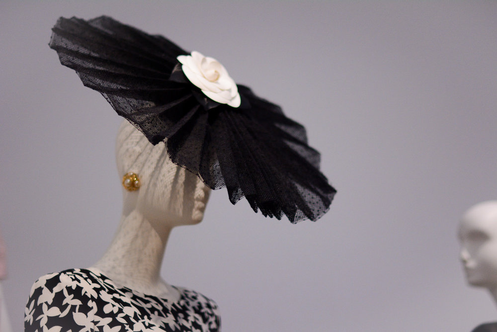 Hubert de Givenchy hat