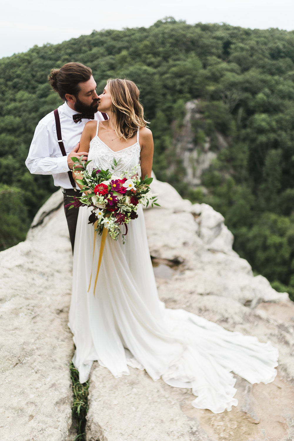 cliff elopement