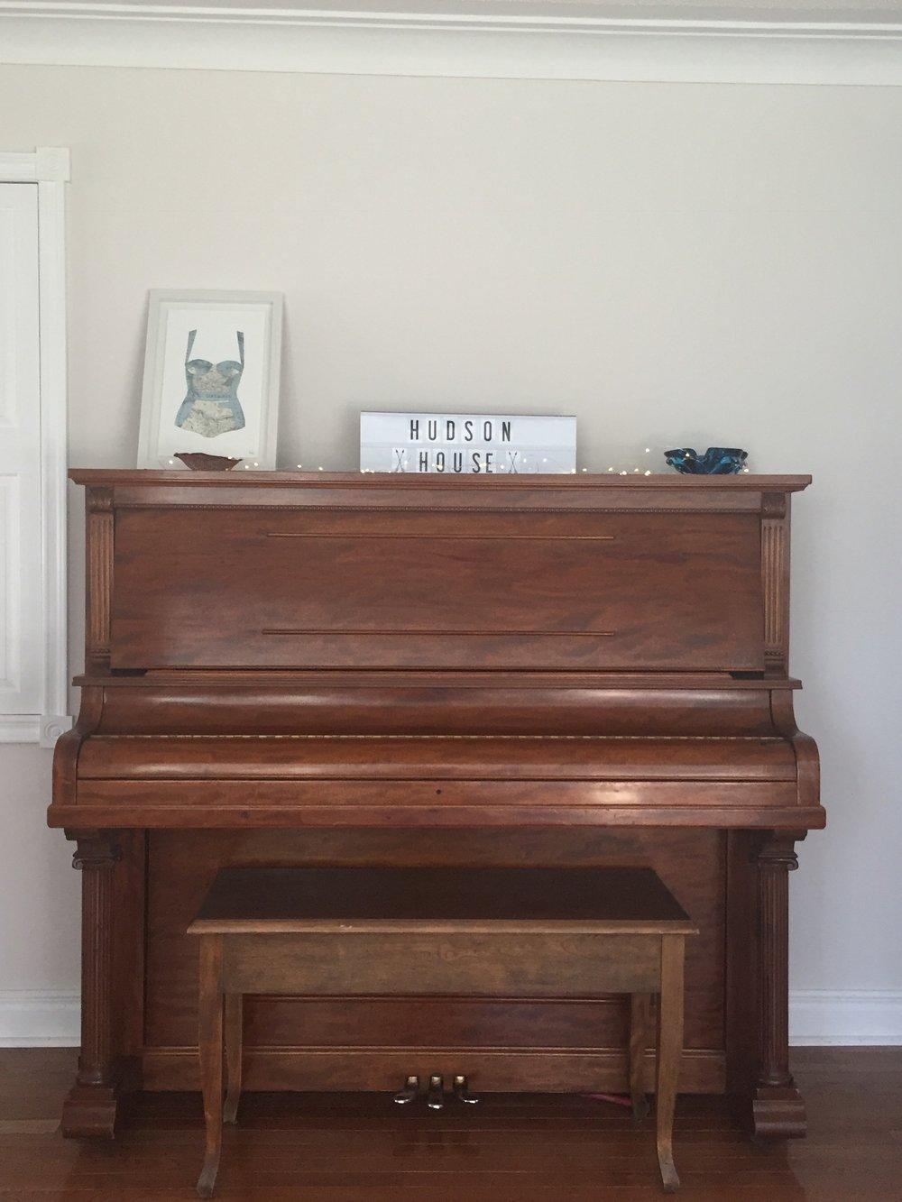 Hudson House Piano