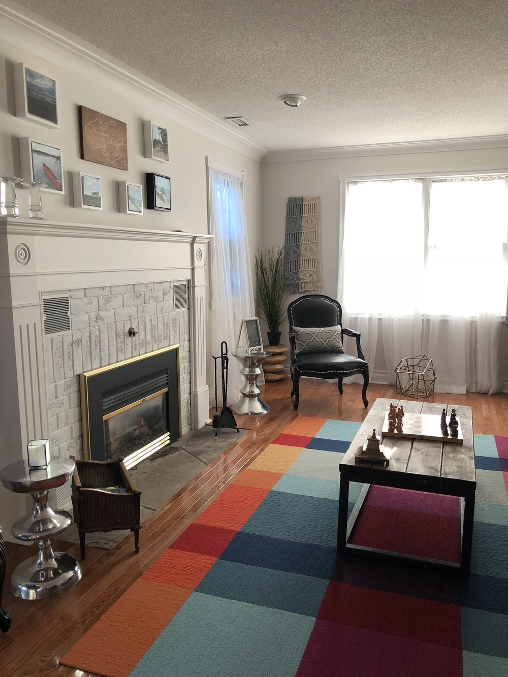 Hudson House Sitting Room