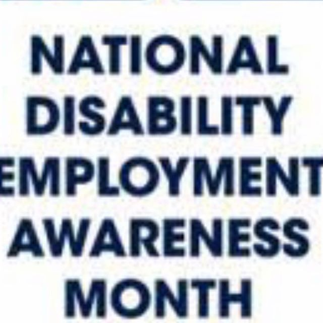October is National Disability Employment Awareness Month. Employers are encouraged to become aware of what the abilities are and not to focus on the disabilities. #october #disability #employment #awareness #ampyoucan #amputeecoalitionofbc #amputee #amputeelife #amputeelifestyle #livelife #gratitude