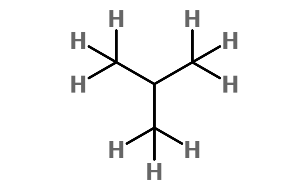 Figure 2. Isobutane