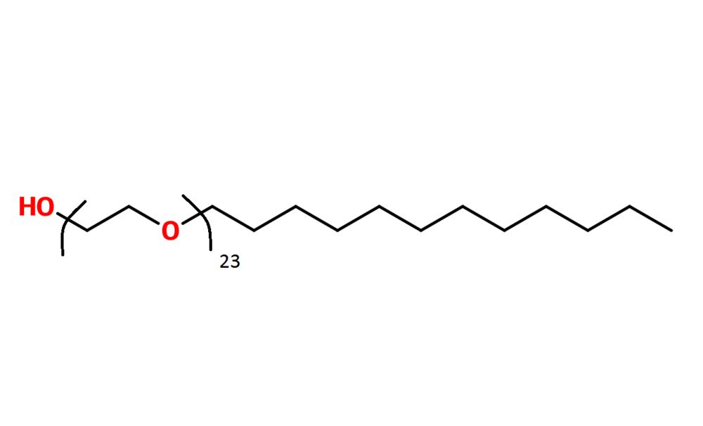 Figure 8. Laureth-23